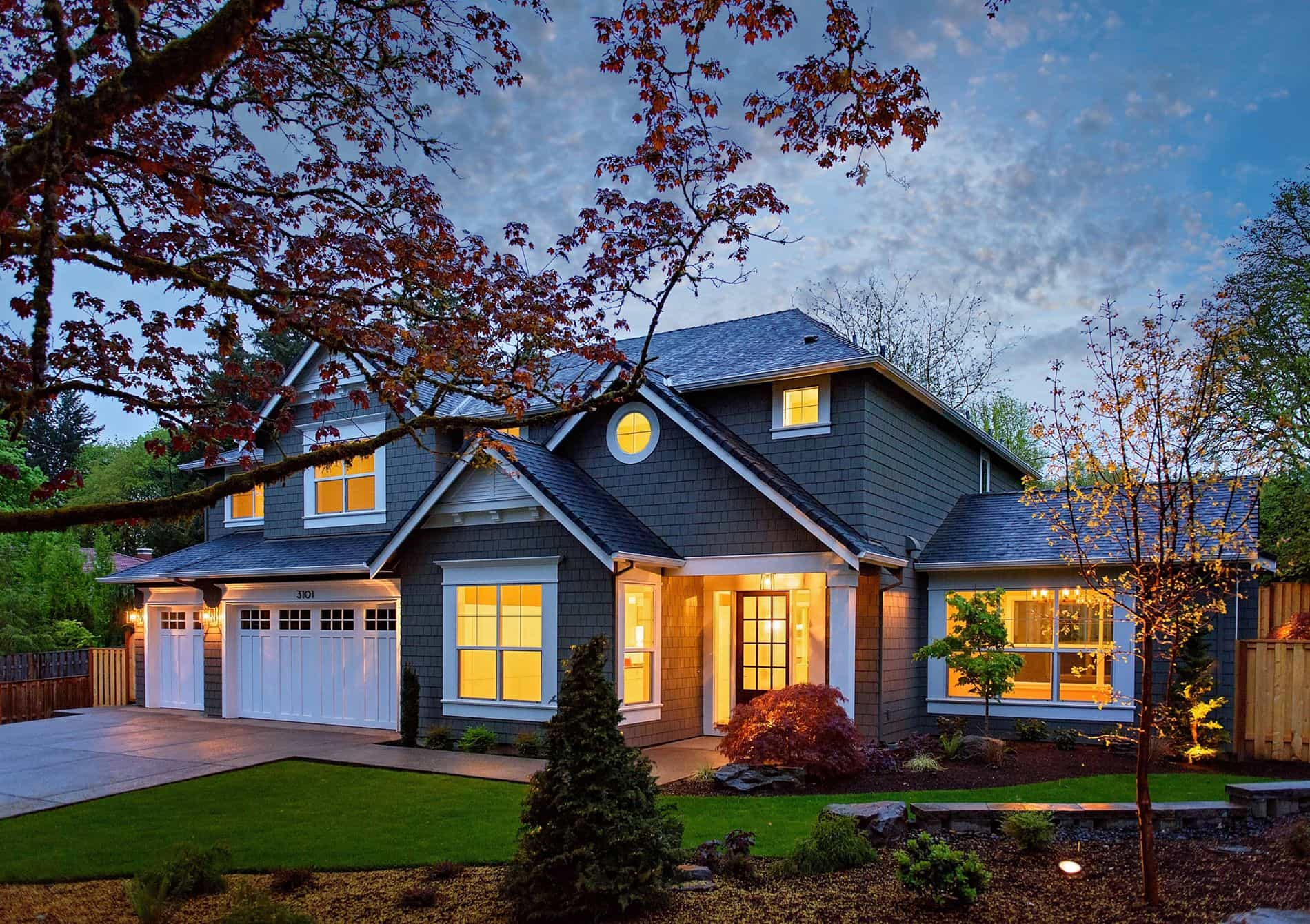 New Home Builders In Portland Modern Designs Renaissance Homes