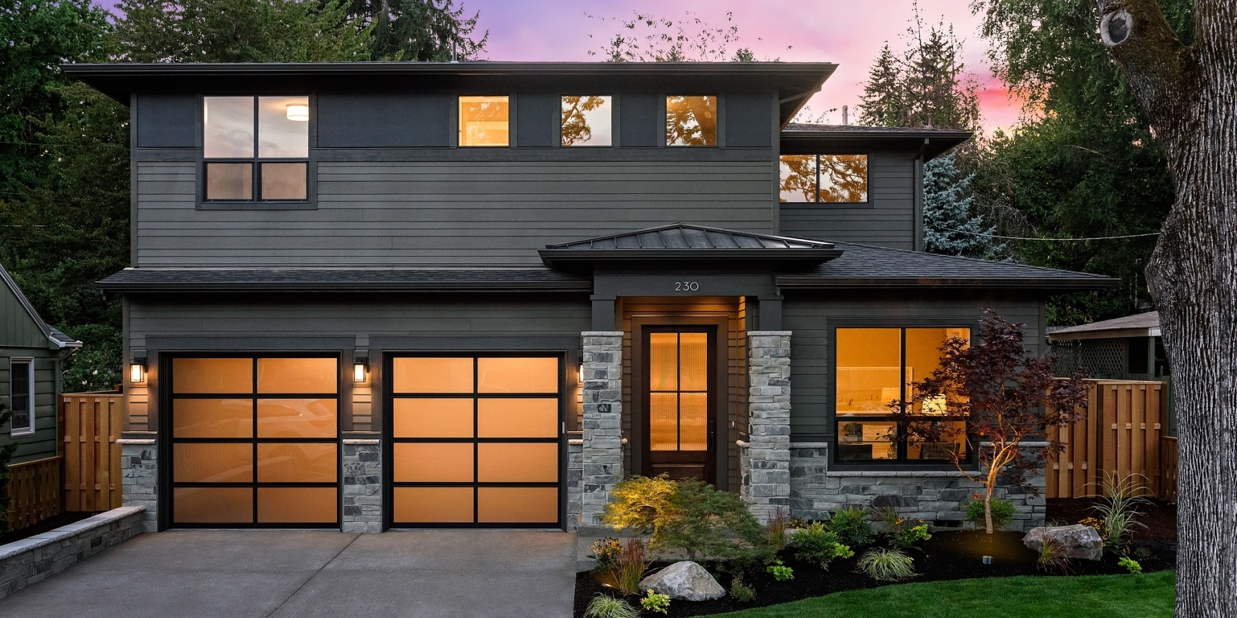 Lake Oswego's Signature Collection by Renaissance Homes. Lake Oswego, OR