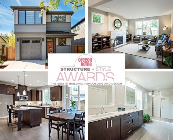 Renaissance Wins At 2017 Oregon Home Structure Style Awards