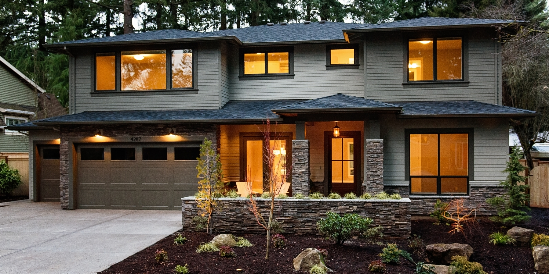 Two-story Lake Oswego Home For Sale