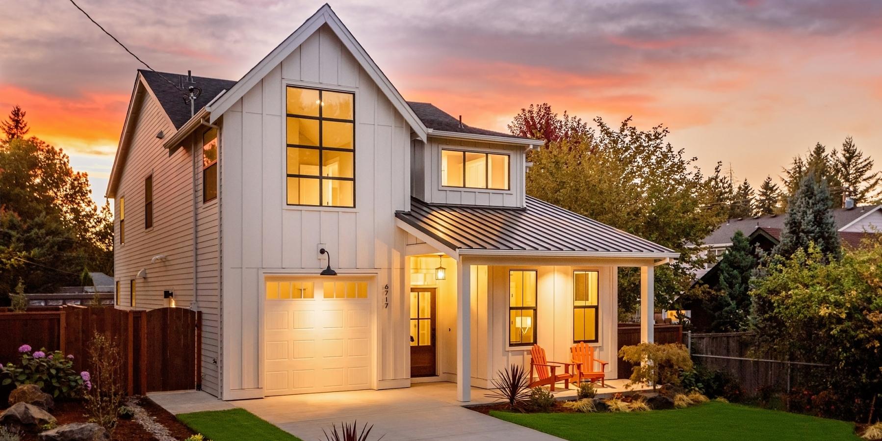 New Brennan Farmhouse
