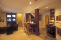 Big Easy Wet Bar & Media Room