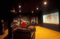 Big Easy Home Theater & Harley Display