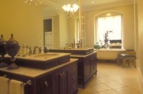 Big Easy Master Bath Sinks