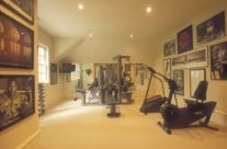 Big Easy Work Out Room