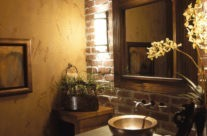 Artisan Powder Bath