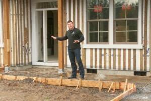Exterior Flatwork & Landscaping