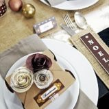 Learn how to set the perfect holiday tablescape Nov. 10