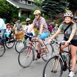 Get your bike decorated at Sunday Parkways + tour our home at Laurelhurst Park