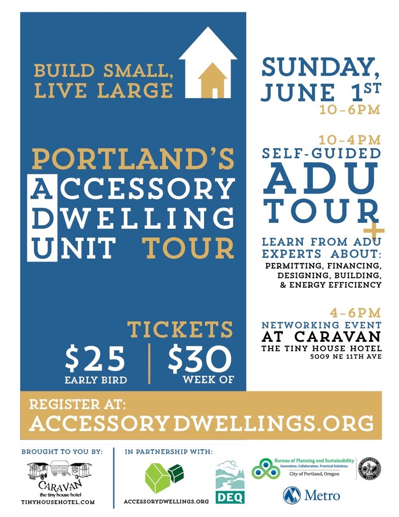 Accessory Dwelling Unit Tour