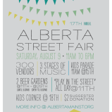 Renaissance is proud to sponsor the Alberta Street Fair Aug. 9