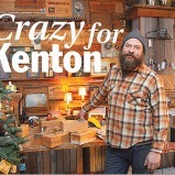 Kick back in Kenton neighborhood, highlighted on Vintage Home Show