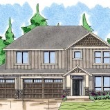 Traditional Two Story: Avery NW